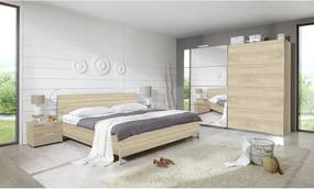 Goossens Basic Bedframe Londe, 180 x 200 cm