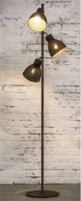 Bruine Design Vloerlamp