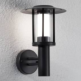 LED buitenwandlamp Gregory grijs - lampen-24