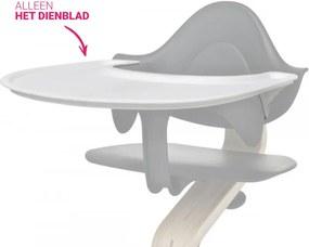 Tray - White - Kinderstoelen details
