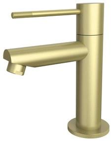 Best Design Exclusive Nancy Ribera toiletkraan laag mat goud
