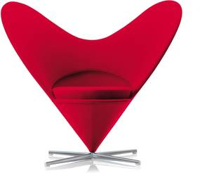 Vitra Heart Cone fauteuil