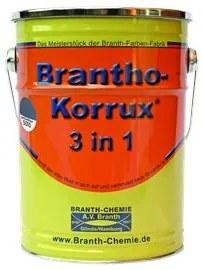 Brantho Korrux 3 in 1 - RAL 5010 Gentiaanblauw - 5 l
