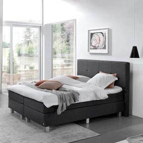 DreamHouse Bedding Boxspringset Luca - Pocket 140 x 200 cm, Montage: Excl. Montage