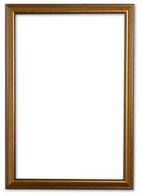 Klassieke Lijst 70x90 cm Goud - Victoria