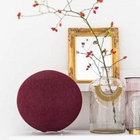 Staande Cottonball - Dark Red - dia 31cm