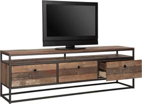 D-Bodhi Tuareg Tv-meubel Teakhout 175 Cm - 175x40x55cm.
