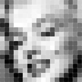 Marilyn Monroe - 180 x 200 cm