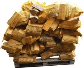Eikenhout – Natuurgedroogd – 25 zakken a 15 kg