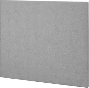 Hoofdbord 120 BASIC H10 licht grijs
