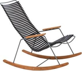 Houe Click schommelstoel black