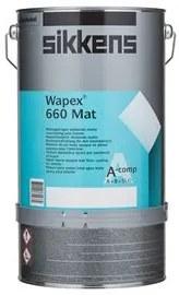 Sikkens Wapex 660 Mat - Mengkleur - 5 l