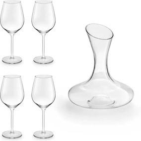 Appreciate Decanteerkaraf + Wijnglazen 5-delig