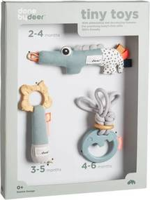 Tiny toys gift set Deer friends Colour Mix - Bijtringen