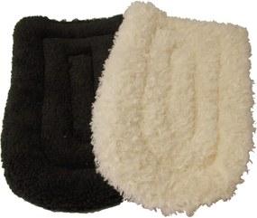 Kussen voor Trotter 1 24x38 cm zwart