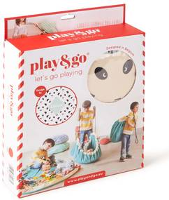 Play & Go Panda speelmat en opbergzak