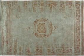 Karpet 200x290 Medallion Groen