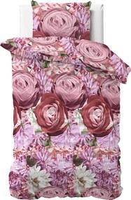 Sleeptime Elegance Flower Passion 1-persoons (140 x 220 cm + 1 kussensloop) Dekbedovertrek
