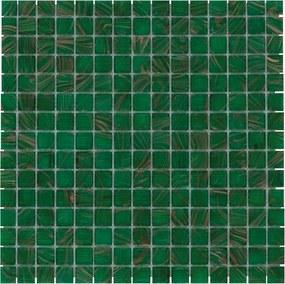 Mozaiek Amsterdam Vierkant Midden Groen 2x2