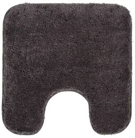 Toiletmat Differnz Altera Antislip 60x60 cm Microfiber Antraciet