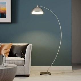 Zara LED-booglamp met voetdimmer - lampen-24