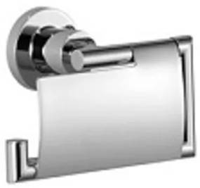Dornbracht 892 closetrolhouder met klep chroom 8351089200
