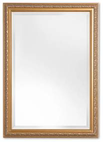 Barok Spiegel 103x133 cm Goud - Daniel