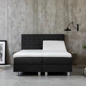 DreamHouse Bedding Elektrische Boxspringset Memphis 140 x 200 cm, Montage: Excl. Montage