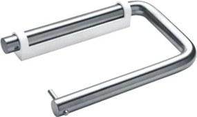 D Line Closetrolhouder H9.9xL14.6cm RVS 16.7055.01.140