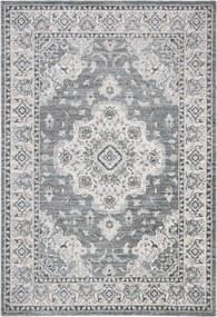 Safavieh   Vintage vloerkleed Ilsa Traditioneel 120 x 180 cm grijs, lichtgrijs vloerkleden polypropyleen vloerkleden & woontextiel   NADUVI outlet