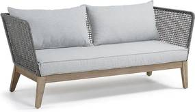 Kave Home Tucson (Relax) Loungeset Tuin Grijs