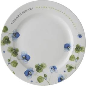 Wildflowers bord plat - ø 18 cm