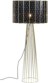 Kare Design Wire Bowl Metalen Vloerlamp