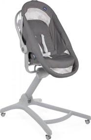 Baby Hug Air 4 In 1 Wieg/ Kinderstoel - Dark Grey - Kinderstoelen