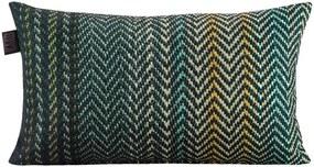 Sierkussen Platanar Kaat - groen - 30x50 cm - Leen Bakker