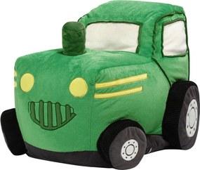 Sitting Point  Kinder Zitzak BeanBag Kids Traktor - Groen