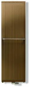 VASCO CARRE Radiator (decor) H180xD8.6xL41.5cm 1485W Staal Brown January 112100415180000660304-0000
