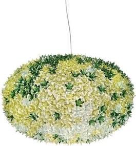 Kartell Bloom New hanglamp x-large munt