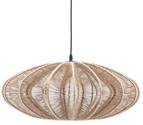 By-Boo Nimbus Design Hanglamp Naturel Touw