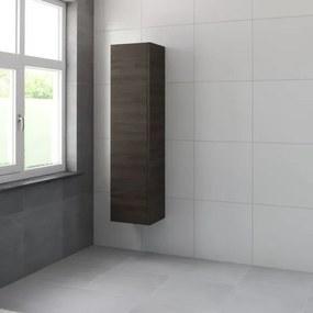 Bruynzeel Matera Kolomkast 41x166.5x35cm met softclose Linksdraaiend gladstone 232758