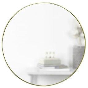 Umbra Hubba Spiegel 86x86x3cm glas goud 1012715-104