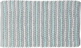 Sealskin Bright Badmat 50x80cm Polyester Mint 294665431