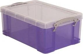 9 liter, transparant paars