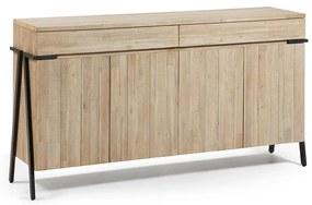 Kave Home Thinh Design Dressoir Metaal - 184x45x98cm.