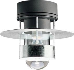 Louis Poulsen Albertslund plafondlamp gegalvaniseerd