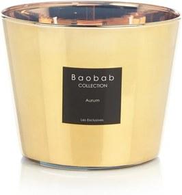 Baobab Collection Les Exclusives Aurum geurkaars