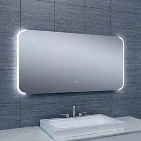 Badkamerspiegel Bracket 120x60cm Geintegreerde LED Verlichting Verwarming Anti Condens Touch Lichtschakelaar Dimbaar