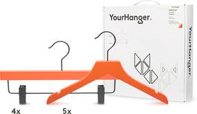 YourHanger Kids hanger box orange