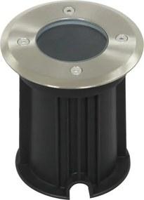 LED Grondspot Tuinverlichting 3W Waterdicht IP65, Rond, Warm Wit