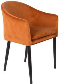 Armstoel Catelyn - Oranje